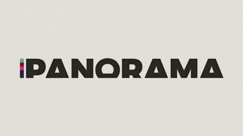Logo de Panorama, le projet d'innovation de Libéo présenté au Hackathon de Radio-Canada