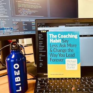 Le livre The Coaching Habit