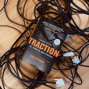 Le livre Traction de Gino Wickman