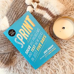 Le livre Sprint de Jake Knapp