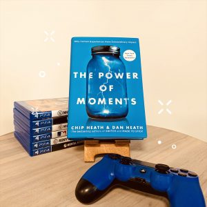 Le livre The Power of Moments