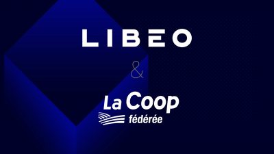 Les logos de Libéo et de la Coop Fédérée