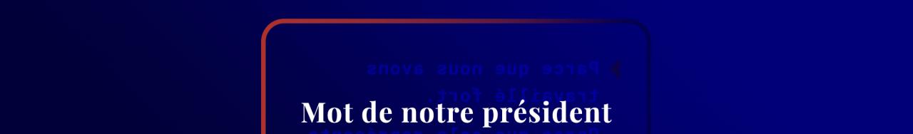 Visuel avec le titre de l'article sur fond bleu foncé