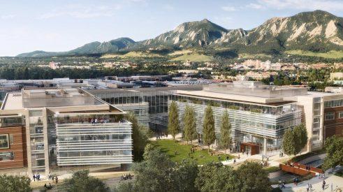 Photographie des locaux où s'est tenu l'événement sprint conference Google 2019