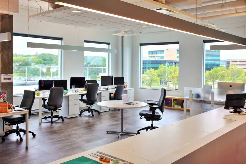 Photo des bureaux de Libéo à Québec