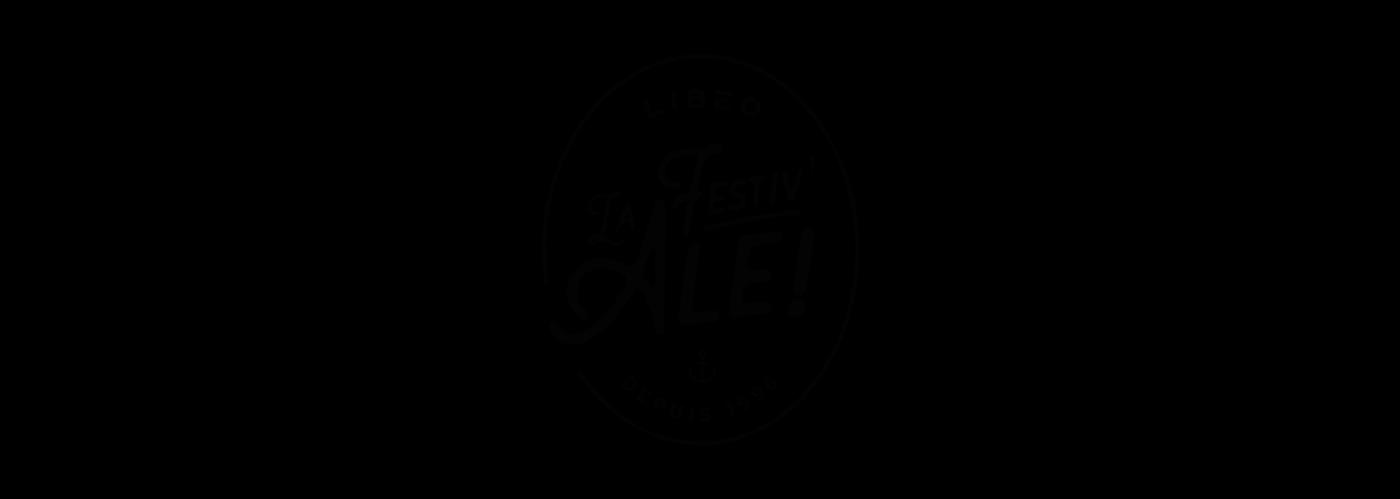Logo de notre collaboration avec la microbrasserie À la Fût