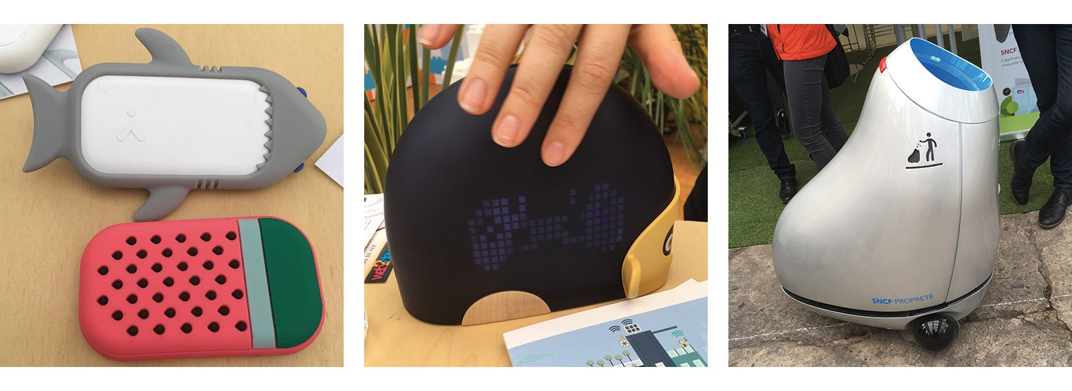 Présentation de quelques innovations présentes au Web2day