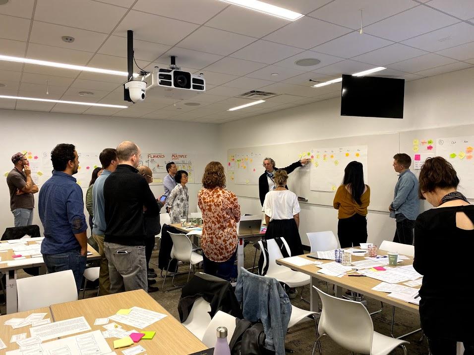 Atelier lors de la Sprint Conference 2019 de Google