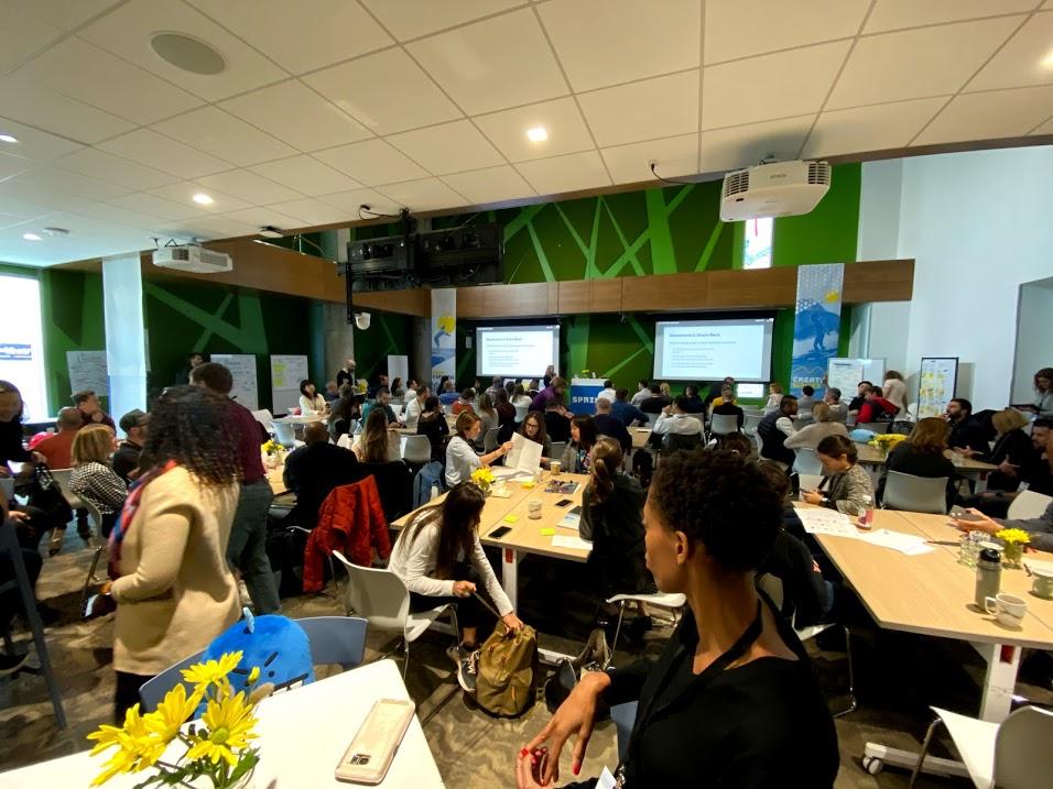 Sprint Conference de Google en 2019