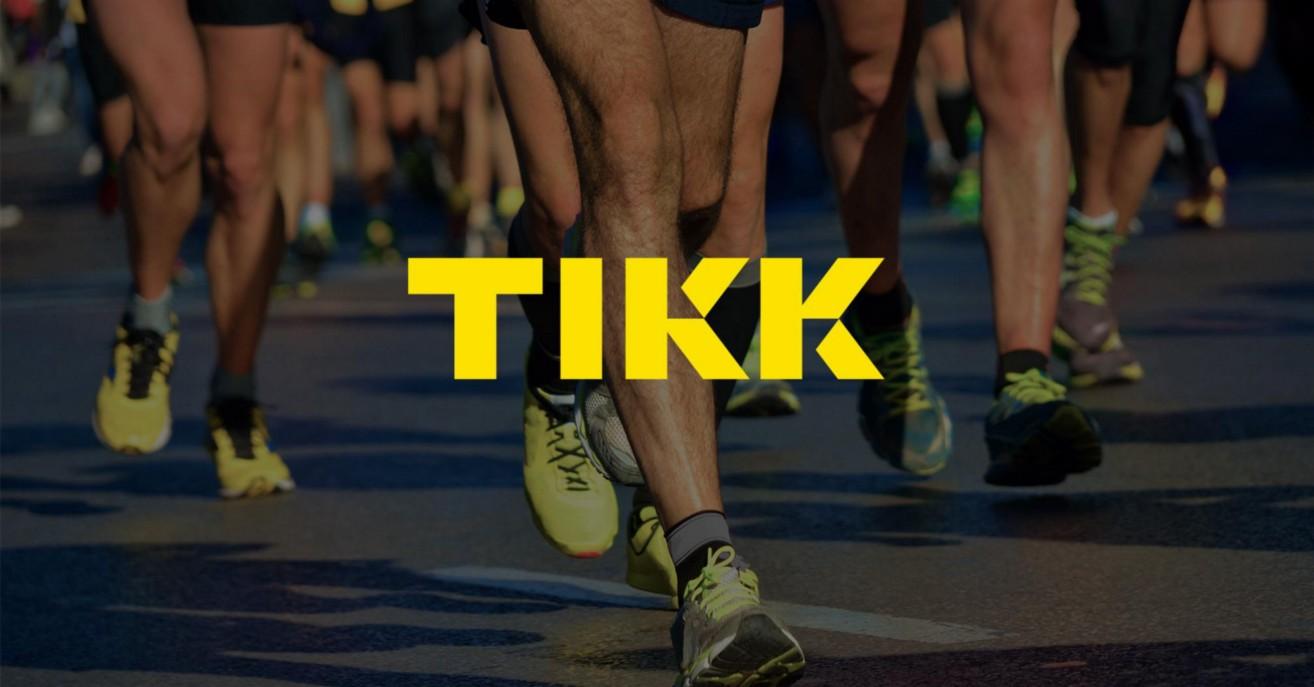 Bandeau visuel de la startup TIKK
