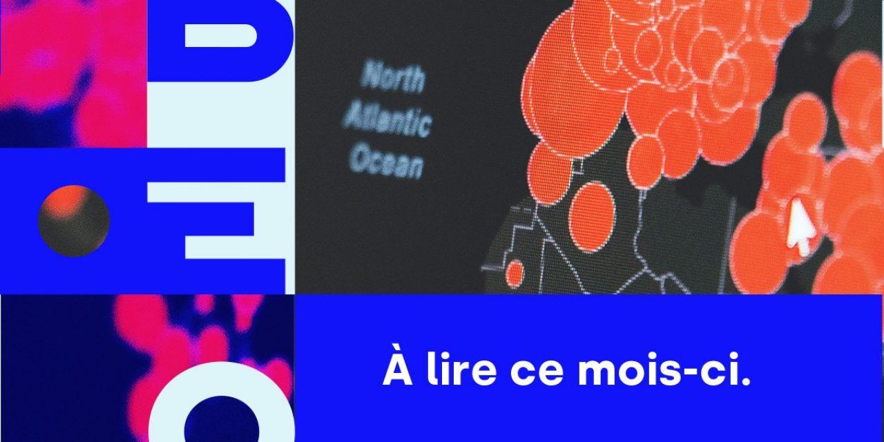 Bannière avec le nom de Libéo et l'image d'une carte géographique