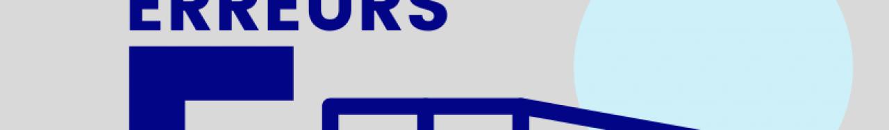 Bannière des 5 erreurs du commerce en ligne