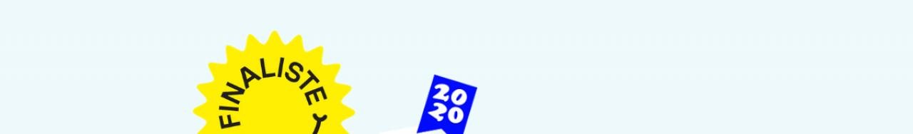 Bannière avec le logo de Libéo est la mention finaliste au concours Idéa 2020