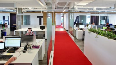 Photo du bureau de Libéo à Québec