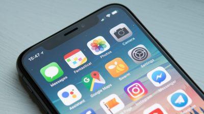 application mobile performante