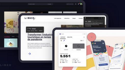 10 meilleures extensions Chrome design web