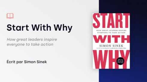 Start With Why Simon Sinek